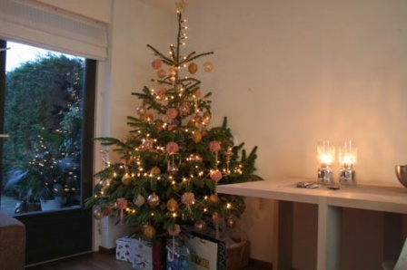 Kerstboom Monseigneur